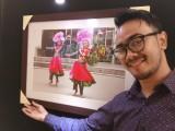 Inilah salah satu Foto yang memenangkan lomba BEKRAF Picu Creative Indonesia 2017